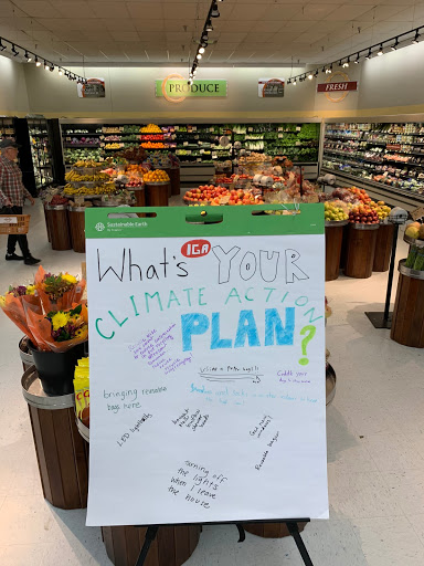 Climate action in IGA!