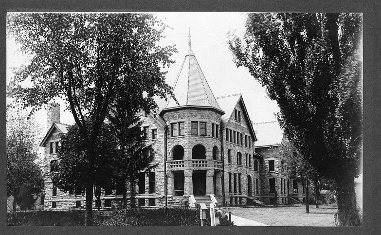 R1995.063.10 Talcott Hall